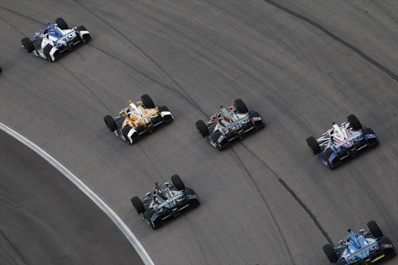 Indy terá leves mudanças para próximas corridas