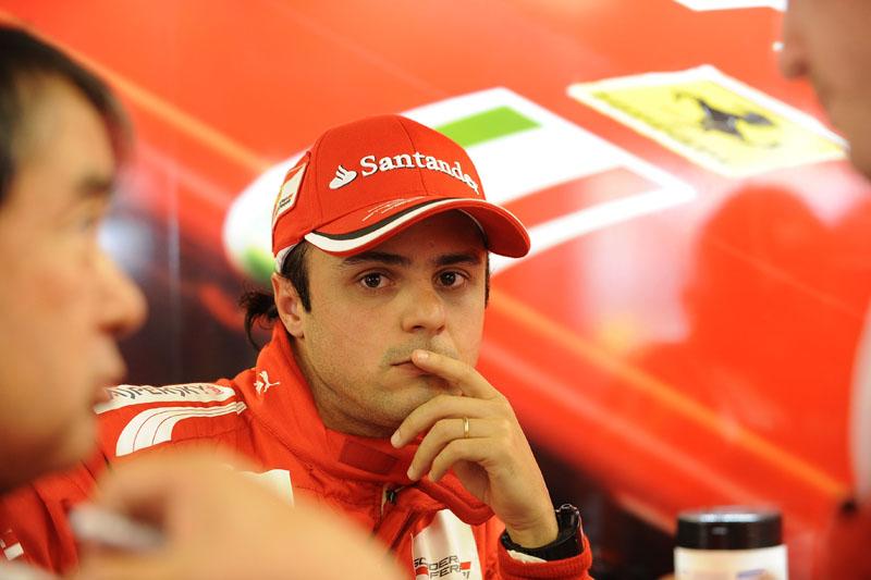 Massa foi décimo no Canadá