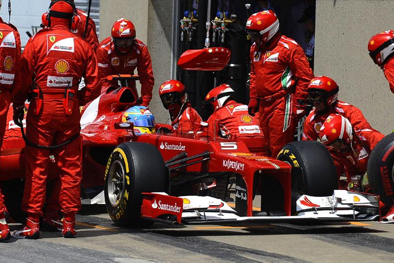 Alonso: uma parada só no Canadá