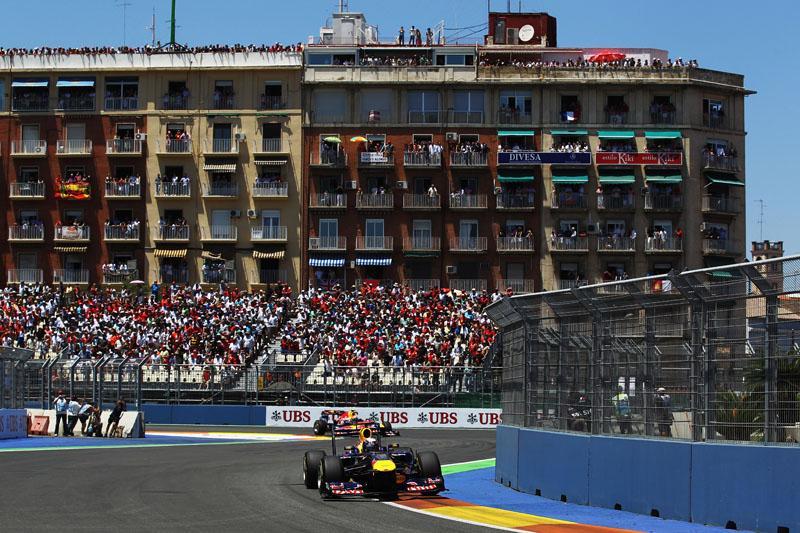 Valência sedia o GP pelo quinto ano