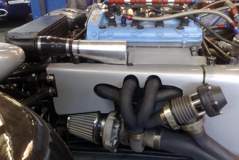 Turbo! Em 2014 a F-1 adota essa configuração