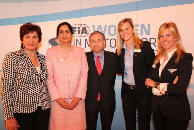 Comissão escolhida junto com o presidente da FIA