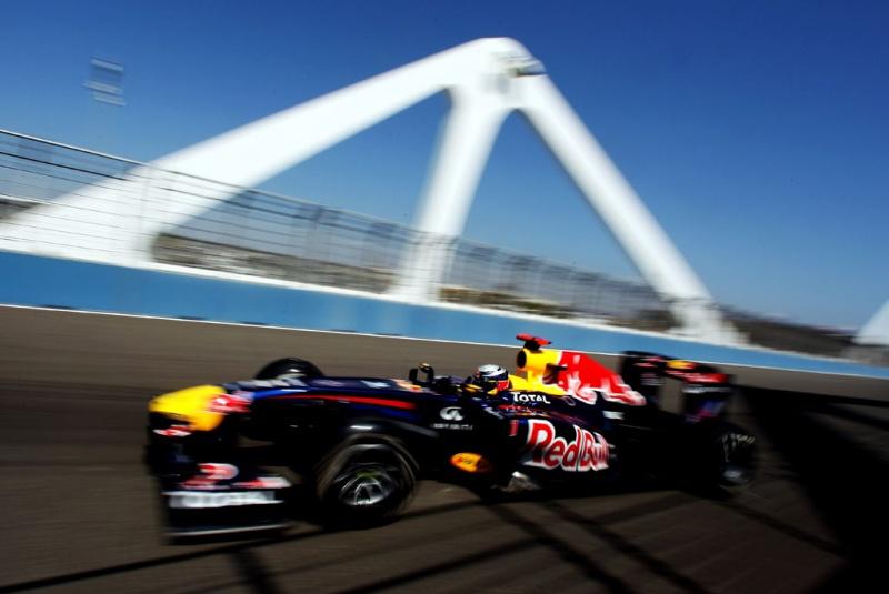 Red Bull colocou seus dois pilotos no pódio em 2011