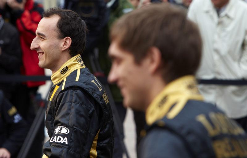 Robert Kubica sofreu um acidente de rali ainda durante a pré-temporada