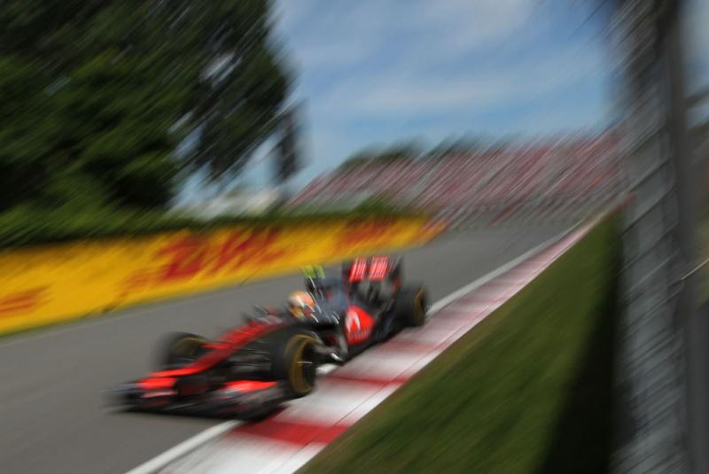 McLaren de Lewis Hamilton