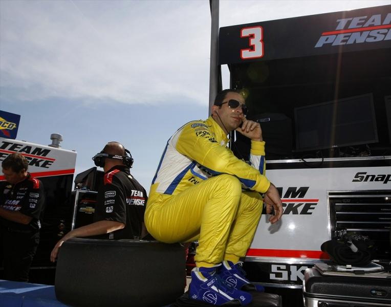 Helio foi sexto na corrida de Milwaukee