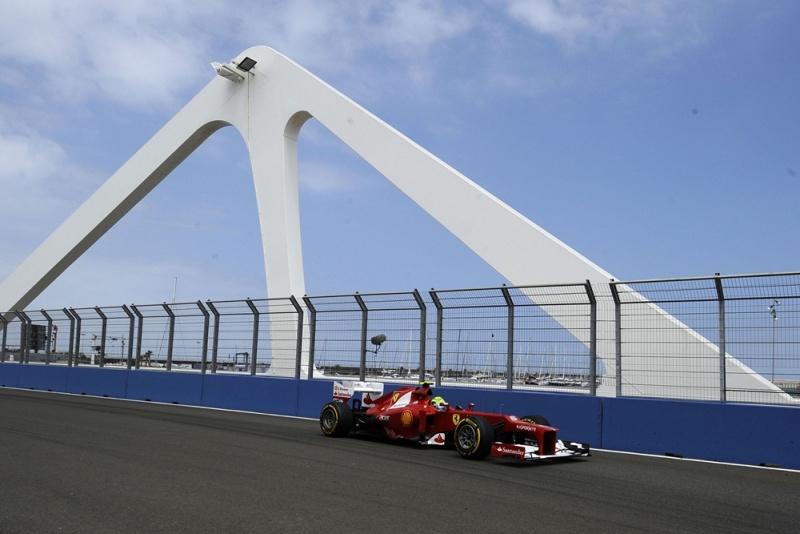 Felipe Massa teve mais um final de semana ruim em 2012