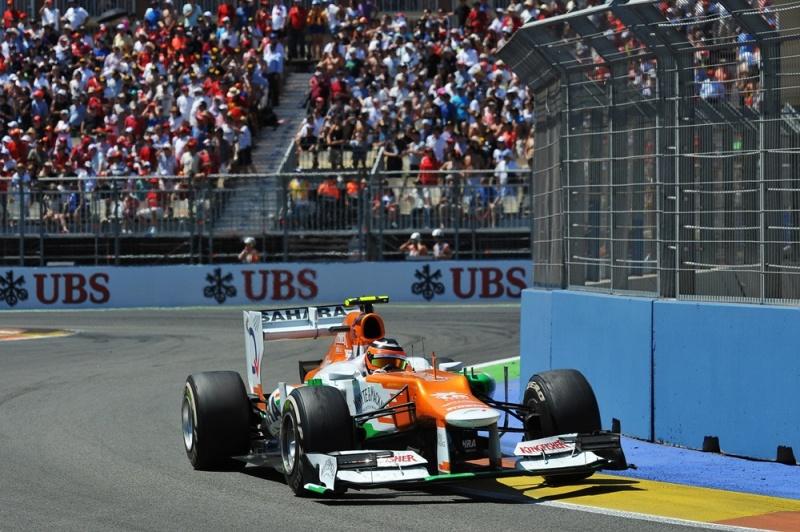 Hulkenberg conquistou seu melhor resultado na F-1