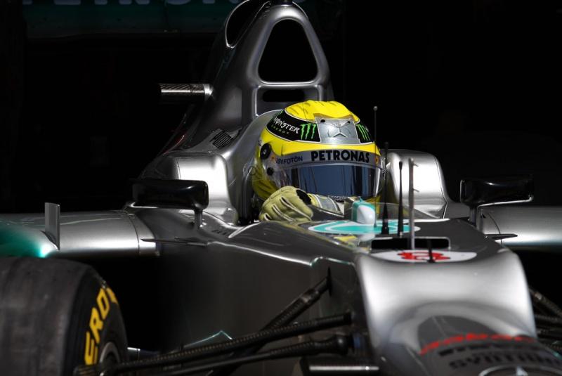 Rosberg já andou em Goodwood algumas vezes