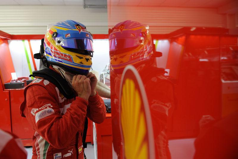 Alonso abriu a maior diferença para o segundo colocado até aqui, 20 pontos