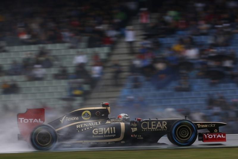 Raikkonen será a melhor Lotus no grid