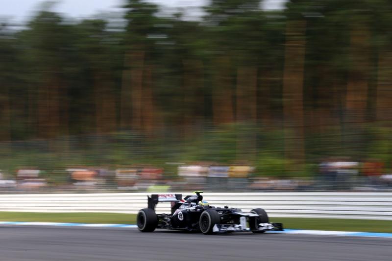 Bruno Senna é 17º na Alemanha