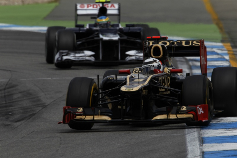 Kimi alcançou o quarto lugar no campeonato
