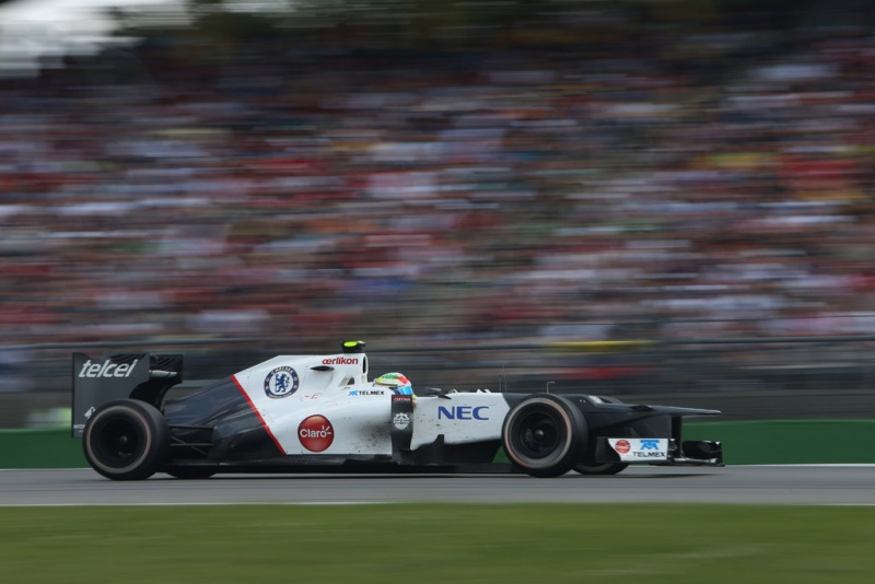 Sauber marcou 20 pontos no GP da Alemanha