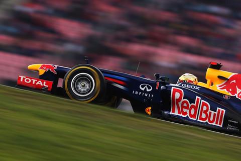 Sebastian Vettel em Hockenheim
