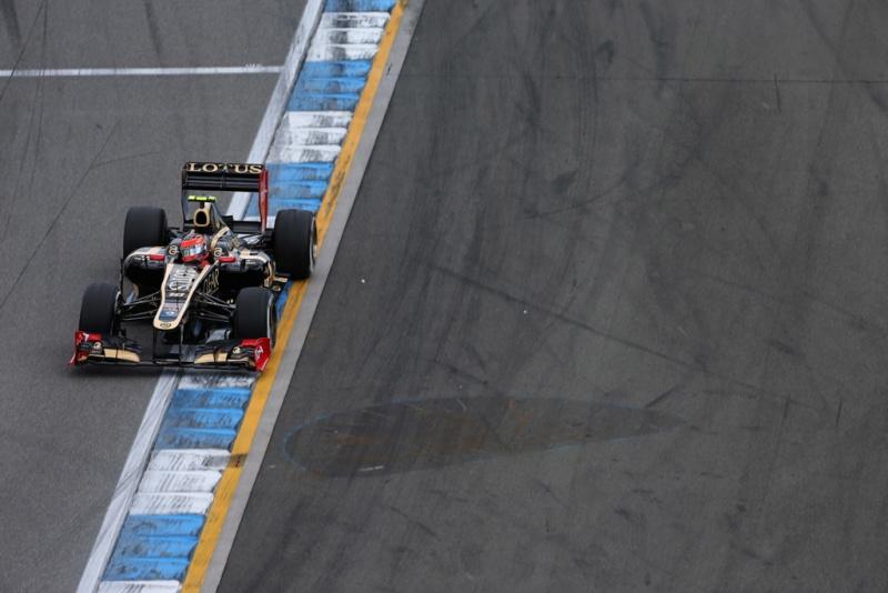 Grosjean não quer repetir os erros da Alemanha