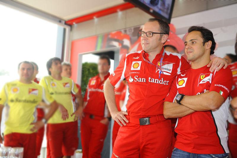 Felipe Massa (Divulgação/Ferrari)