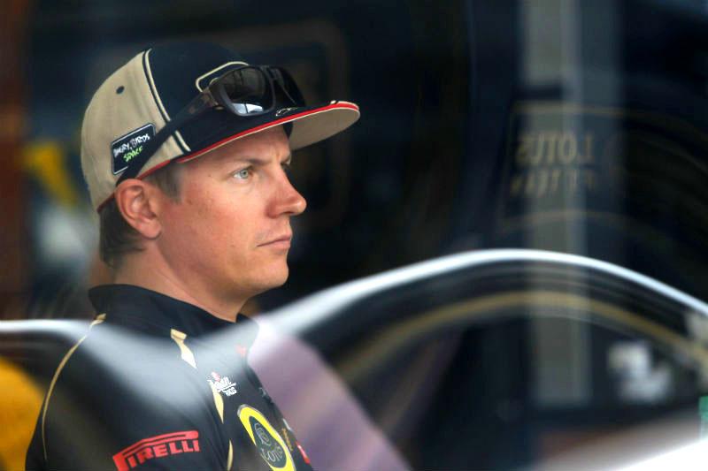 Kimi Raikkonen (LAT/Lotus)