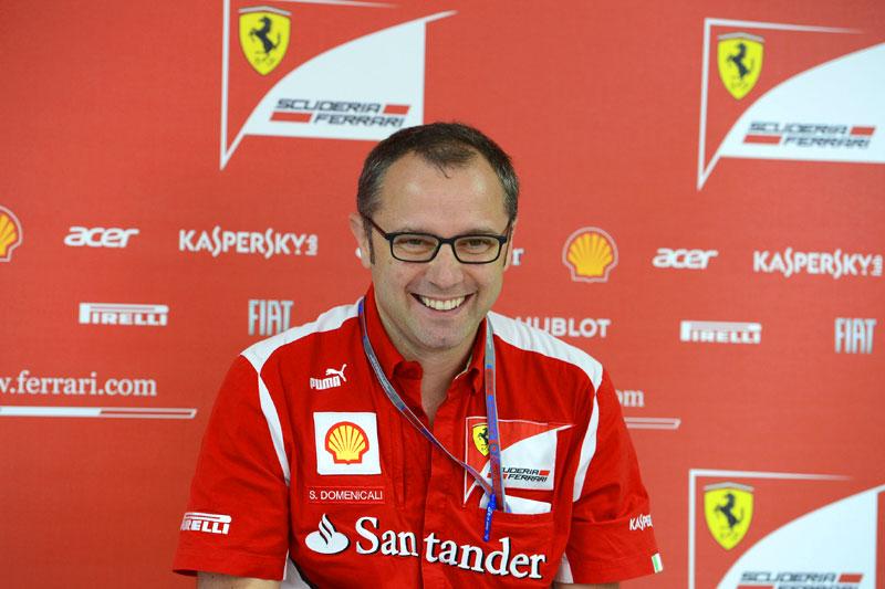 Stefano Domenicali (Ferrari)