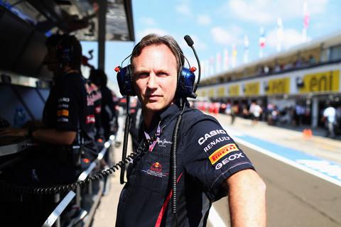 Christian Horner (GEPA/Red Bull)
