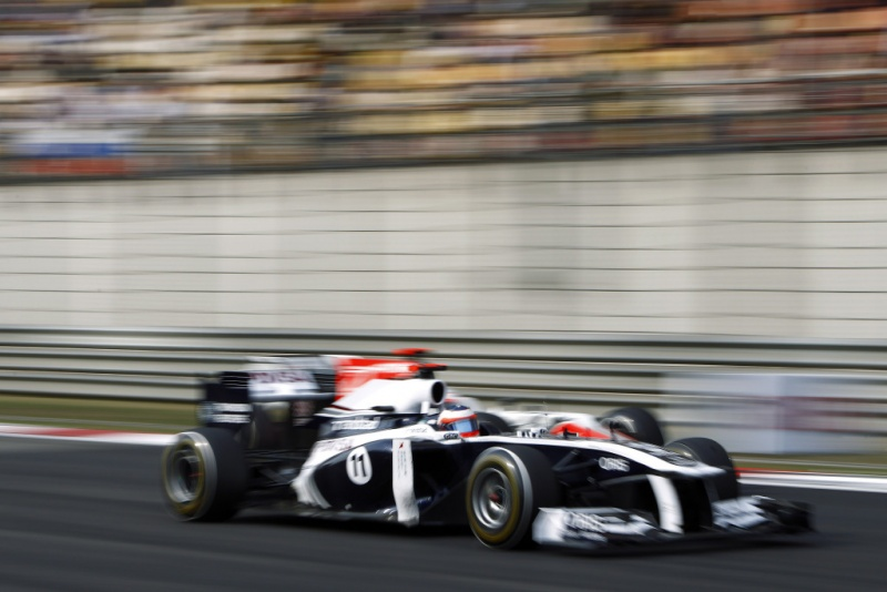 Williams se concentra para voltar a ser veloz