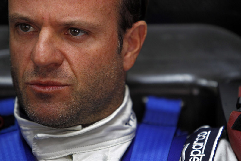A paciência de Barrichello com a Williams está acabando