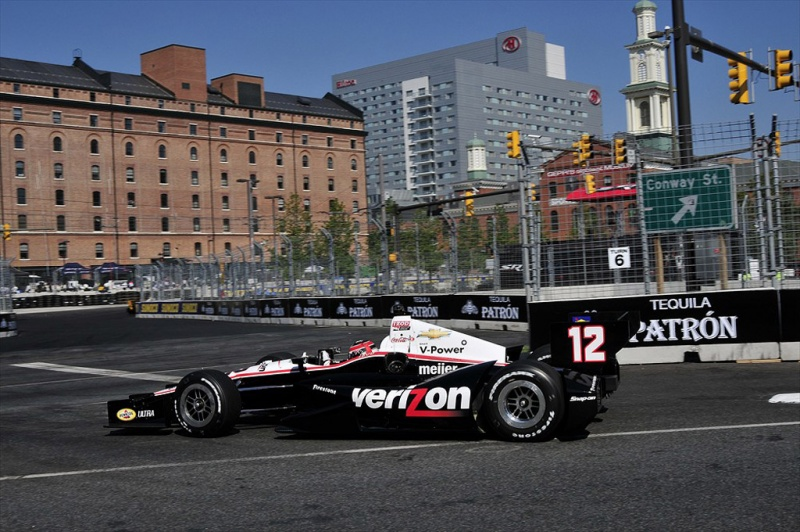 Will Power em Baltimore
