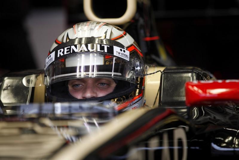Jérôme d'Ambrosio substitui Romain Grosjean em Monza