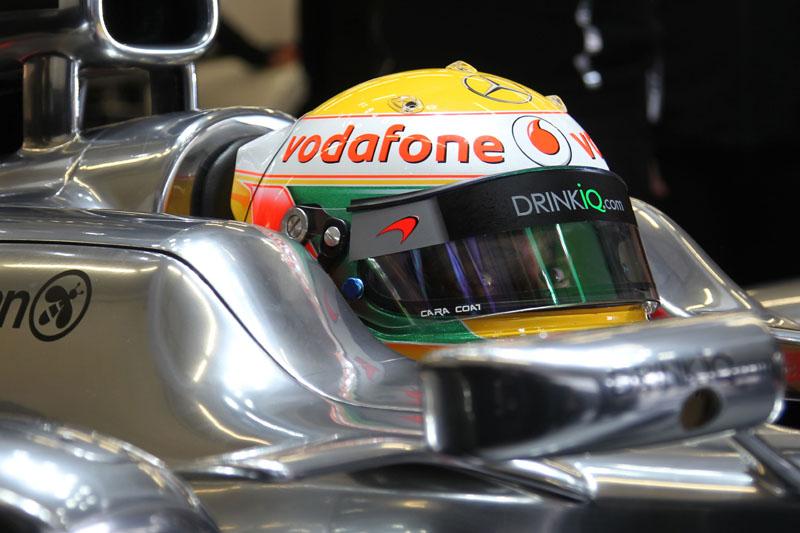 Hamilton: o mais veloz em velocidade pura