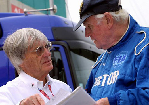 Ecclestone e Watkins