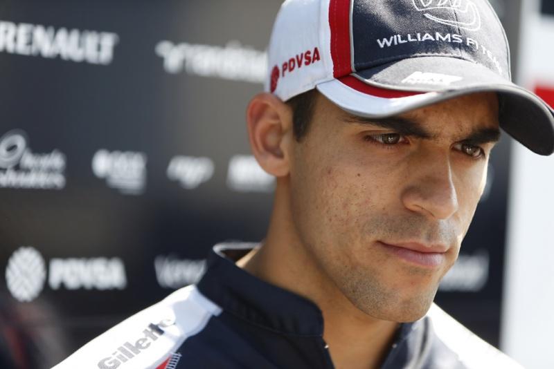 Pastor Maldonado em Monza
