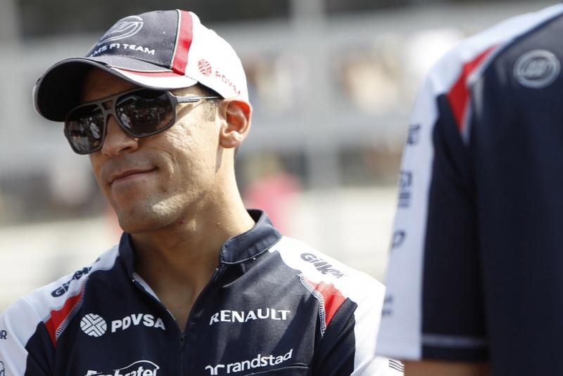 Maldonado está bem animado para a corrida
