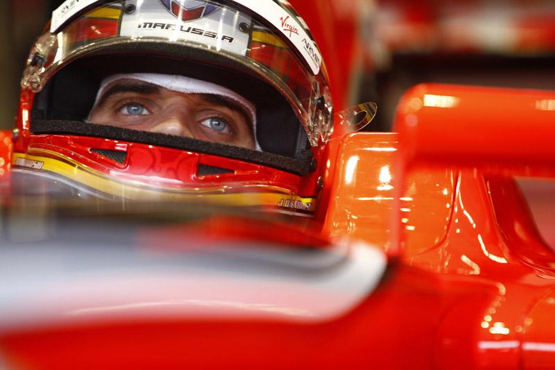 d'Ambrosio ainda não passou para o Q2 em seus três GPs na F-1