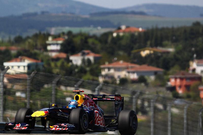Vettel: pouco tempo para ser o mais rápido na Turquia