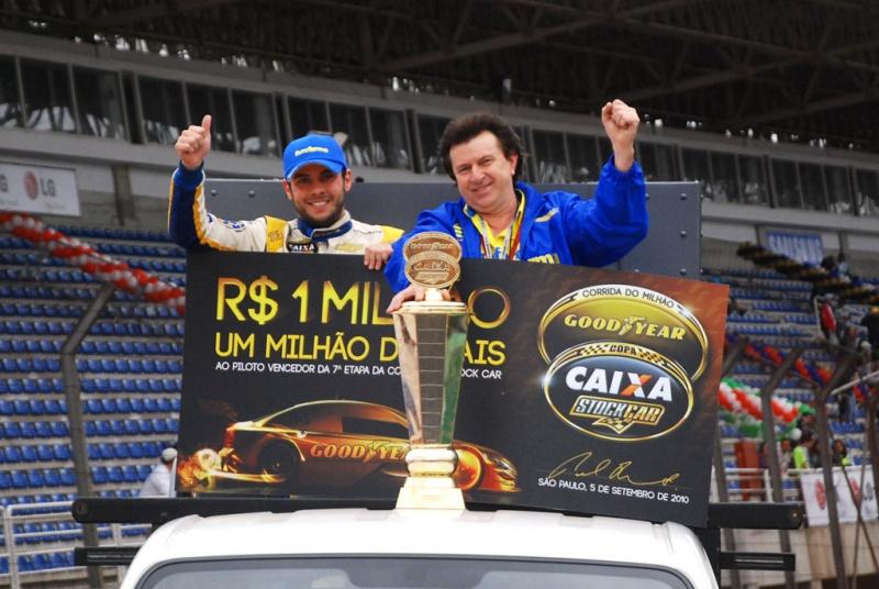 Ricardo Maurício venceu em 2010