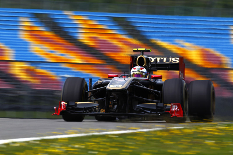 Petrov: ciente da capacidade do carro da Renault em Istambul