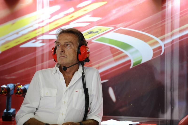 Montezemolo não viu culpa de Alonso em Suzuka