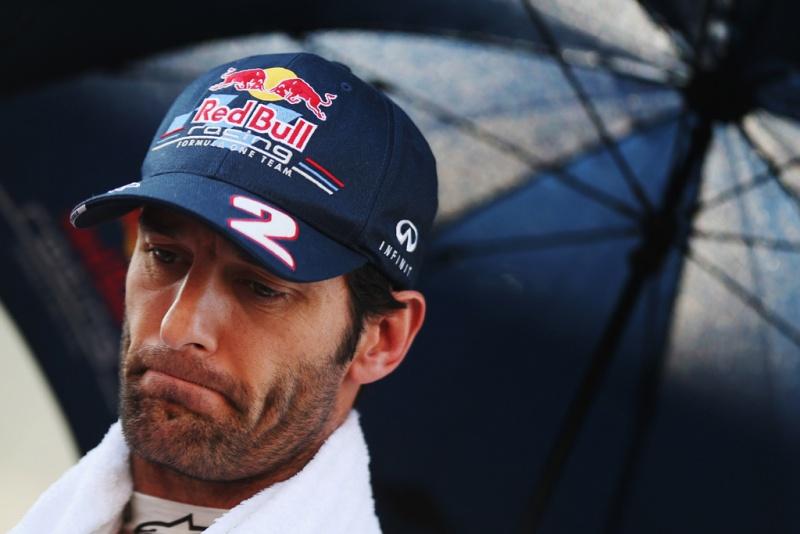 Webber lamenta acidente no Japão