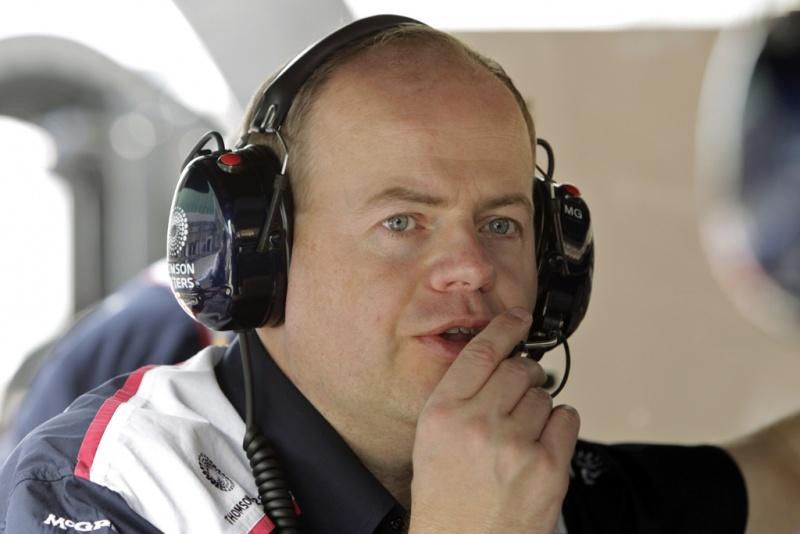 Mark Gillan, da Williams