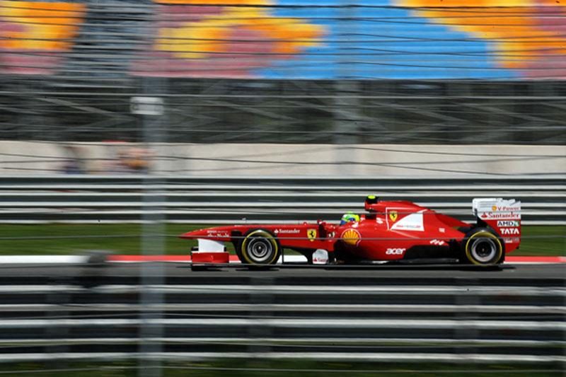 Massa aprovou o ritmo do carro