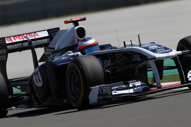 Barrichello foi o 15º colocado