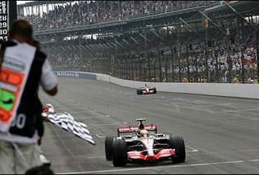 O último GP realizado nos EUA foi em 2007