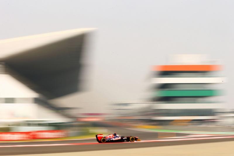 Ricciardo em Buddh