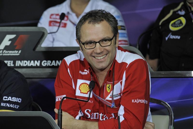 Domenicali quer Ferrari seguindo exemplo da rival