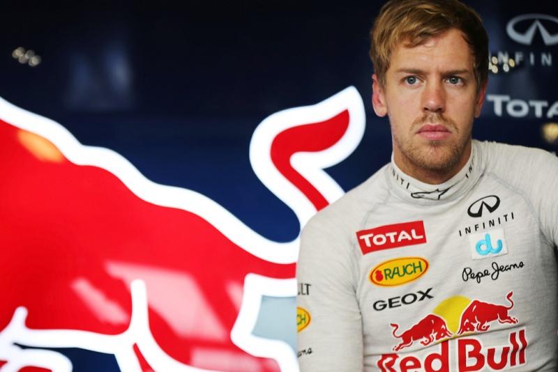 Vettel pode ser campeão no domingo