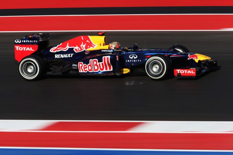 Vettel fez a pole em Austin