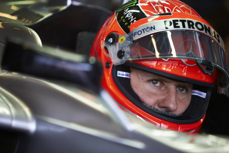 Schumacher se despede neste final de semana
