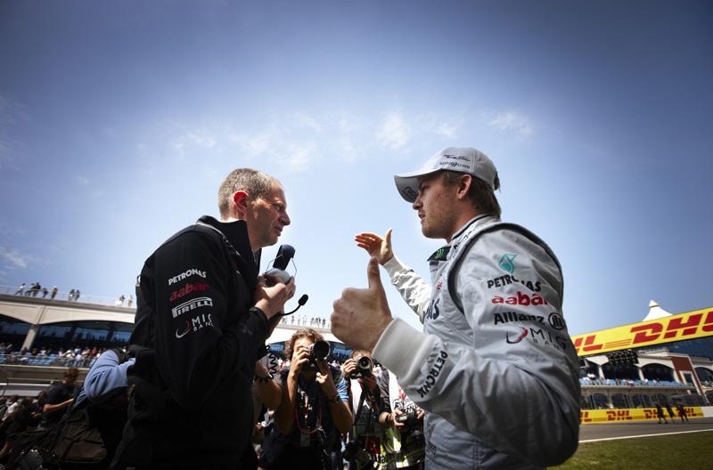 Rosberg está confiante de que o time melhorará ainda mais na Espanha