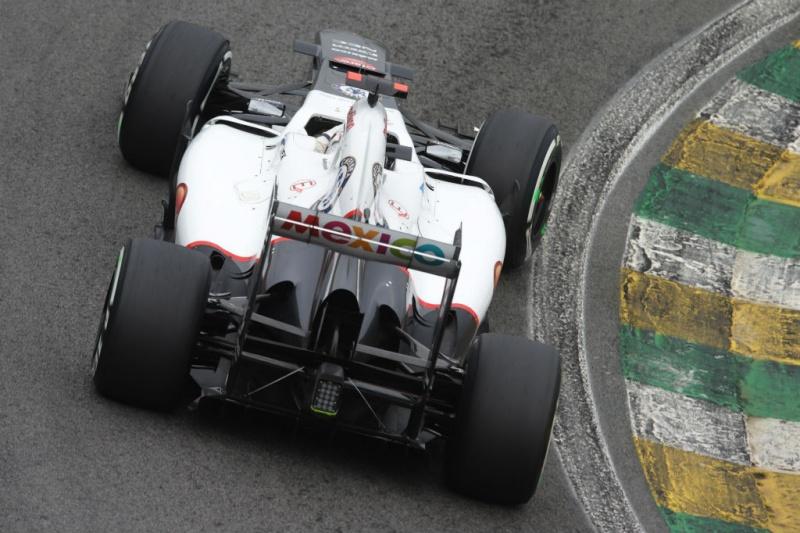 Kobayashi neste sábado em Interlagos
