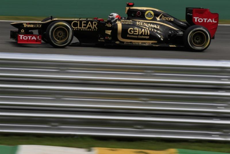 Kimi no GP do Brasil
